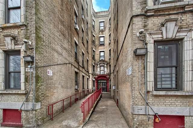 975 Union Avenue #50, Bronx, NY 10459 (MLS #H6091502) :: Carollo Real Estate