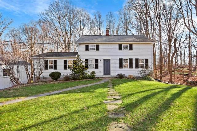 65 Salem Road, Pound Ridge, NY 10576 (MLS #H6091537) :: Cronin & Company Real Estate