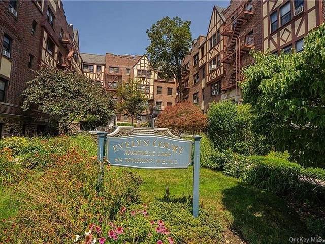 604 Tompkins Avenue D-16, Mamaroneck, NY 10543 (MLS #H6091546) :: Nicole Burke, MBA | Charles Rutenberg Realty