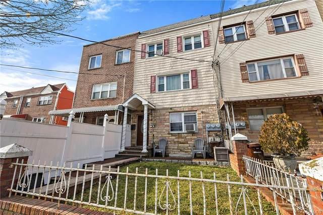 271 Balcom Avenue, Bronx, NY 10465 (MLS #H6091638) :: Nicole Burke, MBA | Charles Rutenberg Realty