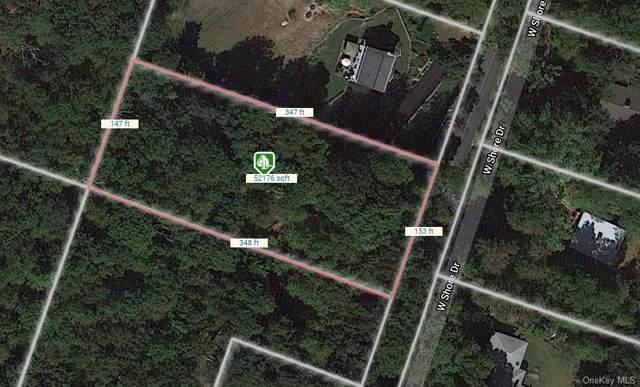Lot 11 W Shore Drive, Putnam Valley, NY 10579 (MLS #H6091663) :: Mark Seiden Real Estate Team
