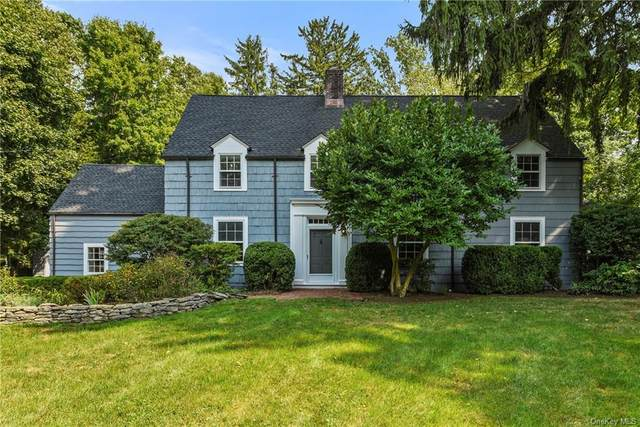 11 Apple Tree Close, Chappaqua, NY 10514 (MLS #H6091832) :: Nicole Burke, MBA | Charles Rutenberg Realty