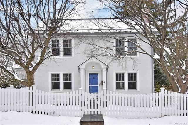 4 Oak Street, Irvington, NY 10533 (MLS #H6091873) :: Howard Hanna Rand Realty