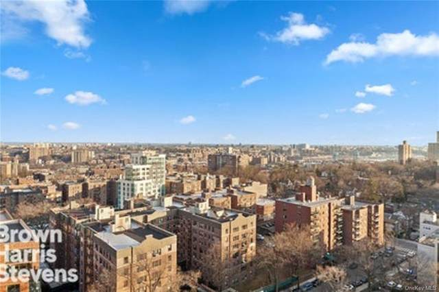 3333 Henry Hudson Parkway 19V, Bronx, NY 10463 (MLS #H6091877) :: Kevin Kalyan Realty, Inc.