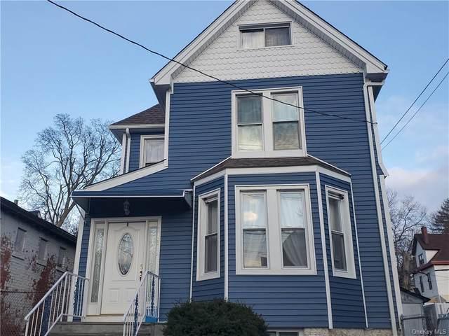 313 S 6th Avenue, Mount Vernon, NY 10550 (MLS #H6091882) :: William Raveis Baer & McIntosh