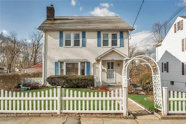 275 Marbledale Road, Tuckahoe, NY 10707 (MLS #H6091976) :: Frank Schiavone with William Raveis Real Estate