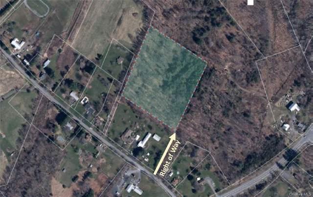 TBD Schoonmaker Lane, Stone Ridge, NY 12484 (MLS #H6091981) :: Keller Williams Points North - Team Galligan