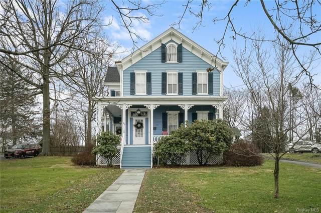 92 Ulster Avenue, Walden, NY 12586 (MLS #H6092014) :: Nicole Burke, MBA | Charles Rutenberg Realty