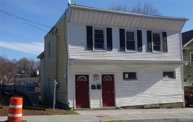 2692 W Main Street, Wappingers Falls, NY 12590 (MLS #H6092030) :: William Raveis Baer & McIntosh