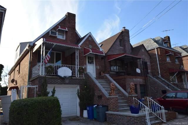 1911 Yates Avenue, Bronx, NY 10461 (MLS #H6092053) :: Nicole Burke, MBA | Charles Rutenberg Realty