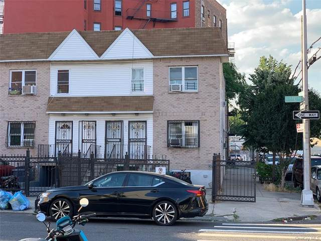 819 E 170th Street, Bronx, NY 10459 (MLS #H6092315) :: Mark Seiden Real Estate Team