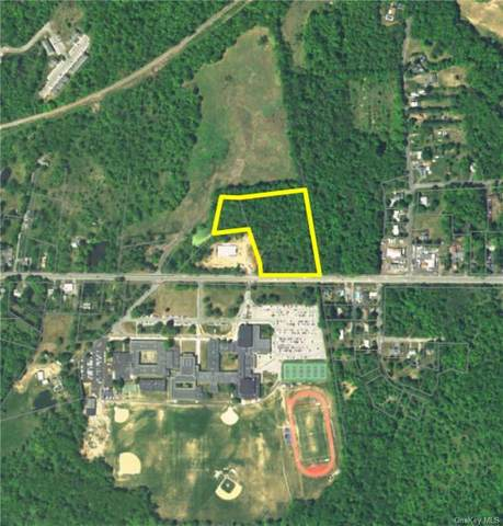0 State Route 17K Ns, Montgomery, NY 12549 (MLS #H6092520) :: William Raveis Baer & McIntosh