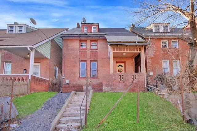 98 William Street, Newburgh, NY 12550 (MLS #H6092592) :: Barbara Carter Team