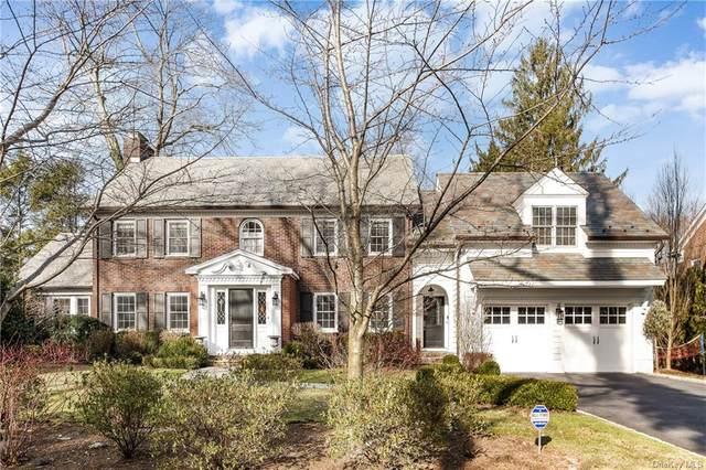 7 Harcourt Road, Scarsdale, NY 10583 (MLS #H6092605) :: Mark Seiden Real Estate Team