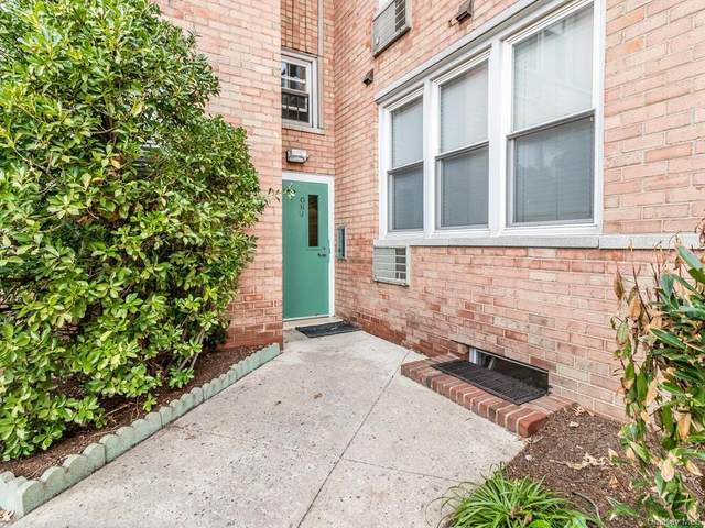 25 Trinity 2H, New Rochelle, NY 10805 (MLS #H6092625) :: Mark Boyland Real Estate Team