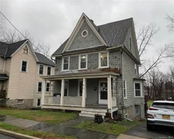 69 South Street, Warwick, NY 10990 (MLS #H6092711) :: Mark Seiden Real Estate Team