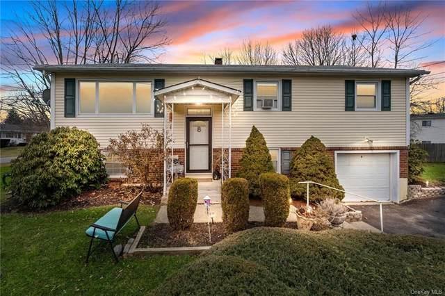 8 Marshall Drive E, New Windsor, NY 12553 (MLS #H6093571) :: Mark Seiden Real Estate Team