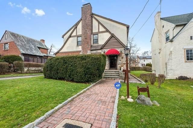 366 Claremont Avenue, Mount Vernon, NY 10552 (MLS #H6093585) :: William Raveis Baer & McIntosh