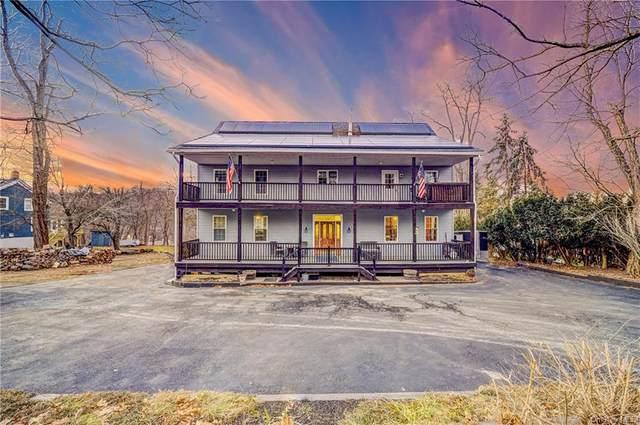 53 Albany Post Road, Newburgh, NY 12550 (MLS #H6093600) :: Nicole Burke, MBA | Charles Rutenberg Realty