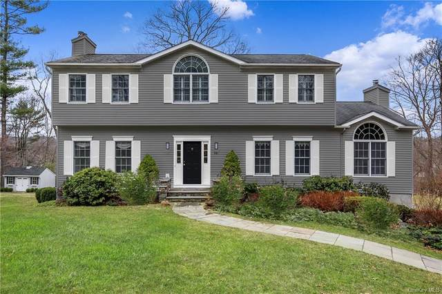 28 Sunrise Avenue, Katonah, NY 10536 (MLS #H6093693) :: Mark Boyland Real Estate Team