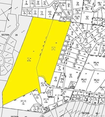 Sutton Road, Warwick, NY 10990 (MLS #H6093694) :: Mark Seiden Real Estate Team