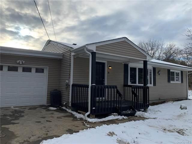 25 Berry Lane, Circleville, NY 10919 (MLS #H6093760) :: Mark Seiden Real Estate Team