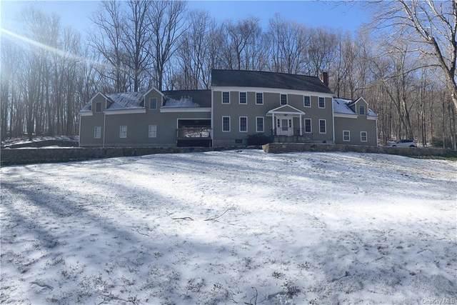 24 Indian Hill Road, Pound Ridge, NY 10576 (MLS #H6093842) :: William Raveis Baer & McIntosh