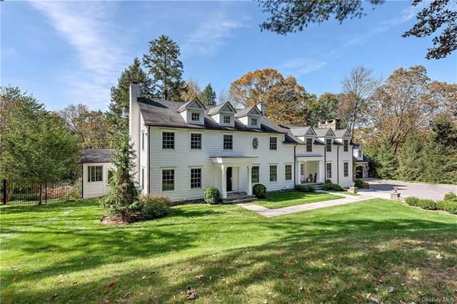 506 Long Ridge Road, Bedford, NY 10506 (MLS #H6093859) :: William Raveis Baer & McIntosh