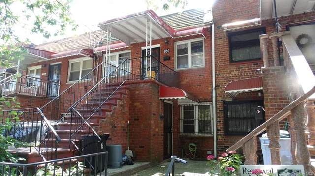 960 E 100th Street, Brooklyn, NY 11236 (MLS #H6094101) :: Frank Schiavone with William Raveis Real Estate