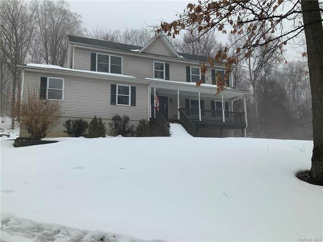 21 Hickory Hill Road, Newburgh, NY 12550 (MLS #H6094114) :: The Home Team