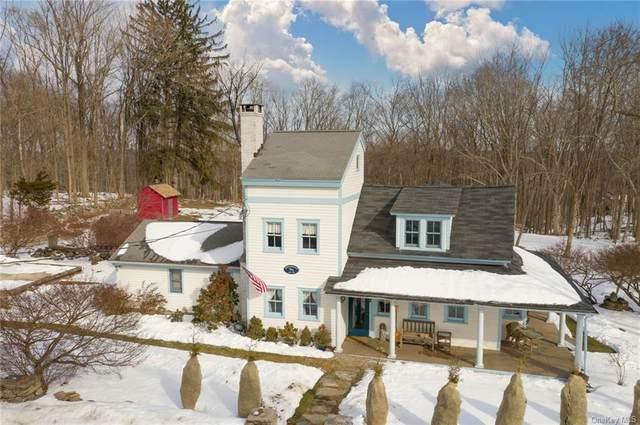 5 High Ridge Road, Pound Ridge, NY 10576 (MLS #H6094308) :: William Raveis Baer & McIntosh