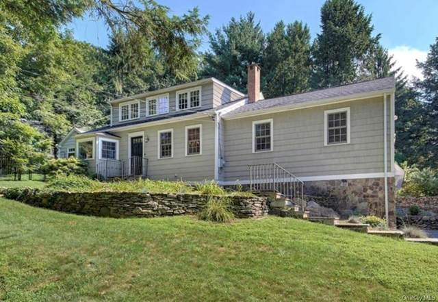229 Quaker Road, Chappaqua, NY 10514 (MLS #H6094621) :: Mark Boyland Real Estate Team