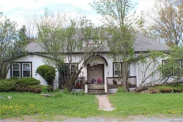 210 Mt Prosper Road, Wurtsboro, NY 12790 (MLS #H6094649) :: Barbara Carter Team
