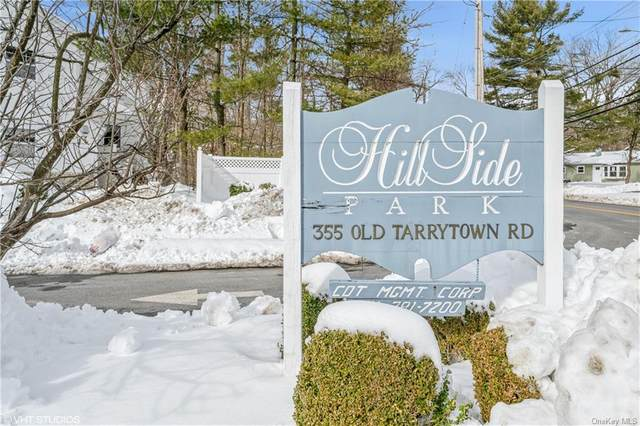 355 Old Tarrytown Road #502, White Plains, NY 10603 (MLS #H6095156) :: Signature Premier Properties
