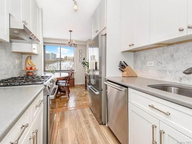 3671 Hudson Manor Terrace 7E, Bronx, NY 10463 (MLS #H6095195) :: Laurie Savino Realtor