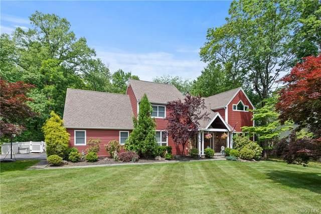 3 Stephen Lane, Cortlandt Manor, NY 10567 (MLS #H6095354) :: William Raveis Baer & McIntosh