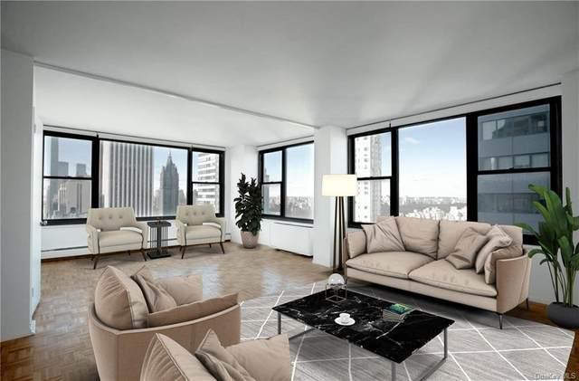 117 E 57th Street 40D, Newyork, NY 10022 (MLS #H6095433) :: Signature Premier Properties