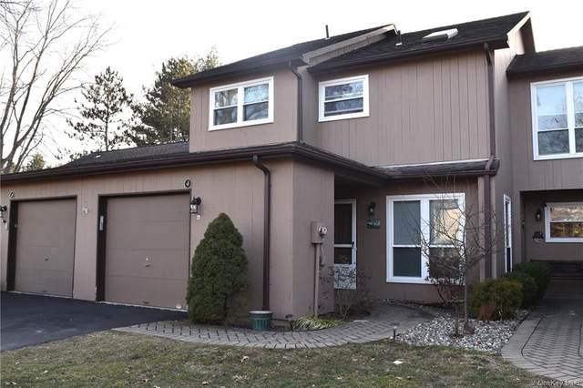 4 Creek Circle, Rhinebeck, NY 12572 (MLS #H6095550) :: The McGovern Caplicki Team