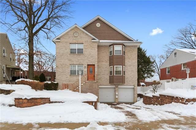 142 Hart Avenue, Yonkers, NY 10704 (MLS #H6095622) :: Signature Premier Properties