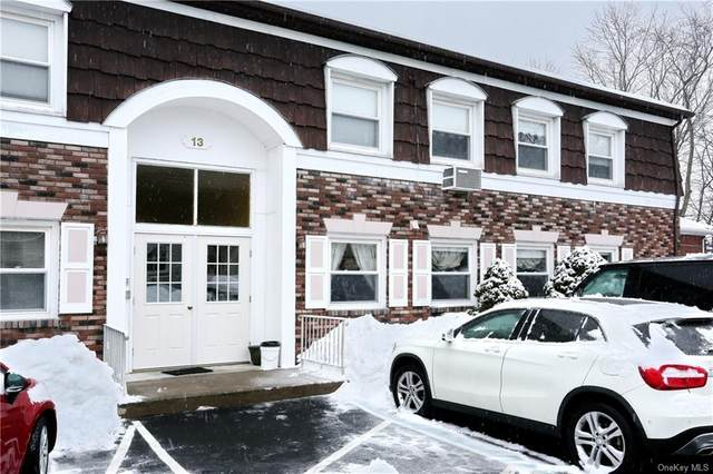 13 Normandy #4, Nanuet, NY 10954 (MLS #H6095769) :: Barbara Carter Team