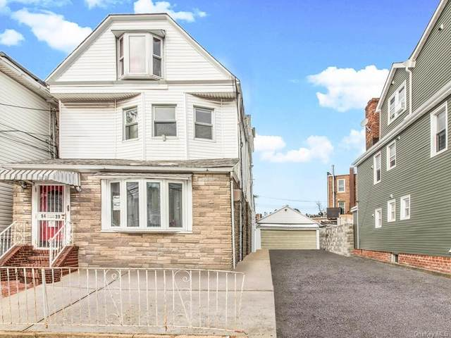 9439 50th Avenue, Elmhurst, NY 11373 (MLS #H6096262) :: McAteer & Will Estates | Keller Williams Real Estate