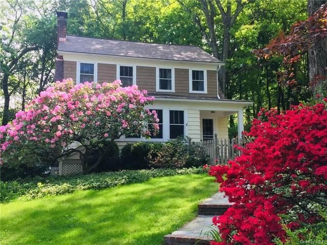 76 Park Drive, Chappaqua, NY 10514 (MLS #H6096393) :: McAteer & Will Estates | Keller Williams Real Estate