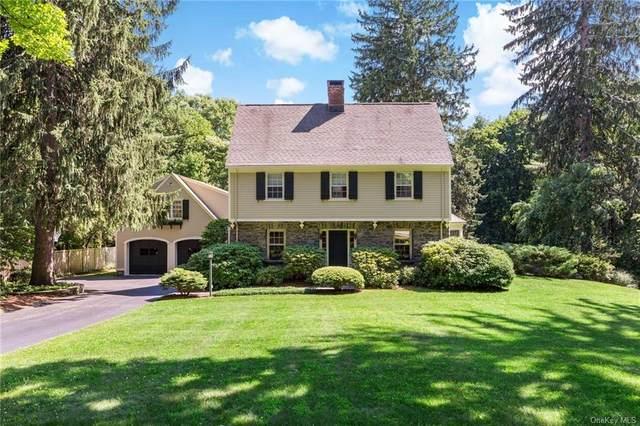 24 Commodore Road, Chappaqua, NY 10514 (MLS #H6096469) :: McAteer & Will Estates | Keller Williams Real Estate
