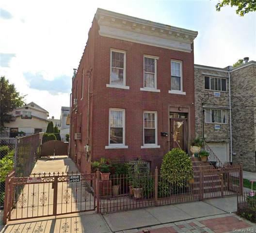 641 Thieriot Avenue, Bronx, NY 10473 (MLS #H6096549) :: Mark Boyland Real Estate Team