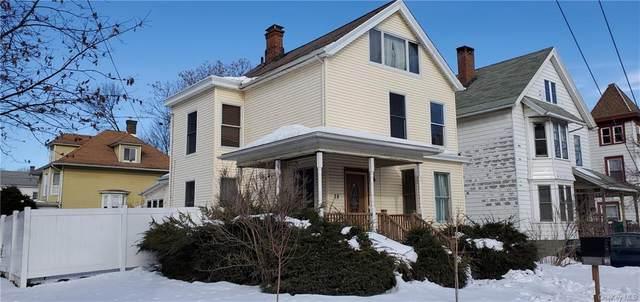 28 Virginia Avenue, Poughkeepsie, NY 12601 (MLS #H6096671) :: William Raveis Baer & McIntosh