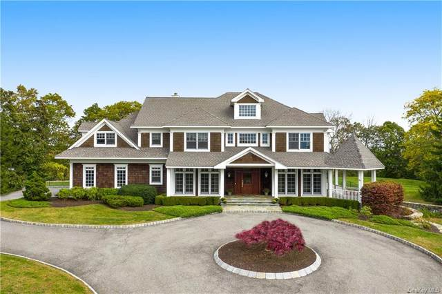 21 Wampus Lakes Drive, Armonk, NY 10504 (MLS #H6096735) :: Mark Seiden Real Estate Team