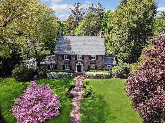 51 Greenacres Avenue, Scarsdale, NY 10583 (MLS #H6096812) :: Frank Schiavone with William Raveis Real Estate