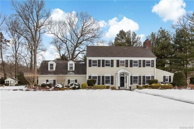 87 Round Hill Road, Scarsdale, NY 10583 (MLS #H6097005) :: William Raveis Baer & McIntosh