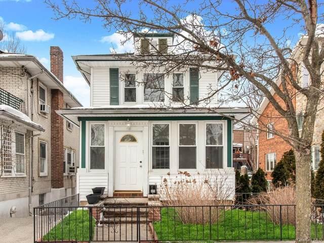 6119 Liebig Avenue, Bronx, NY 10471 (MLS #H6097145) :: McAteer & Will Estates   Keller Williams Real Estate