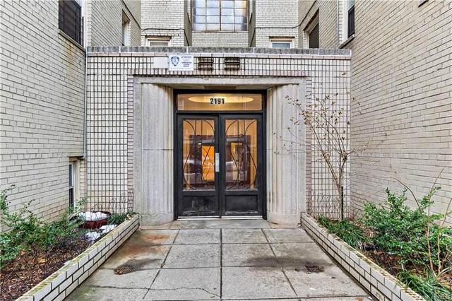 2191 Bolton Street 5J, Bronx, NY 10462 (MLS #H6097312) :: Carollo Real Estate